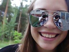 یک کانال یاب سکسی تلگرام دختر در شیشه جنگل